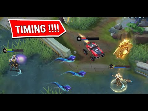 *BEST TIMING* 200 IQ SELENA KILL - Mobile Legends Funny Fails And WTF Moments! #13