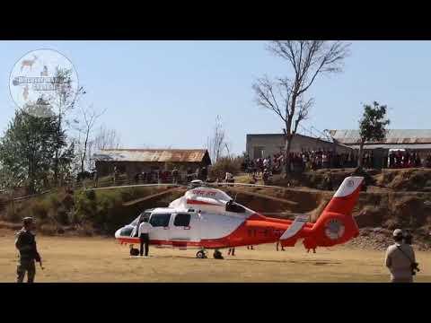 Helicopter Engine Start