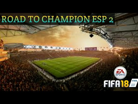Road To Champion (ESP #2)(FIFA MOBILE Gameplay)