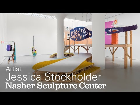 The Surface as a Place of Imagination: Artist Jessica Stockholder