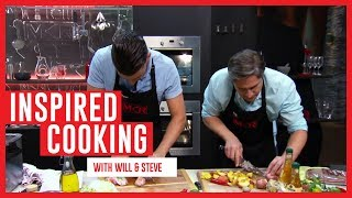 Inspired Cooking With Will & Steve | MKR Always Open