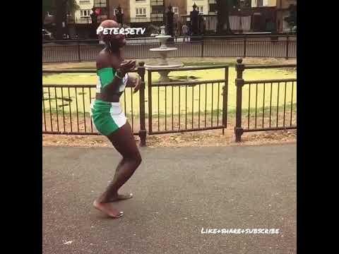 Rosalina Brake Your Back Dance Challenge
