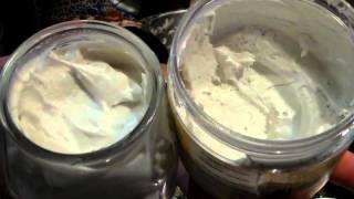 To Melt or Not to Melt? Whipped Shea Butter Comparison