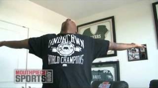 Tattoo U: Inking of New York Jets' Jason Davis