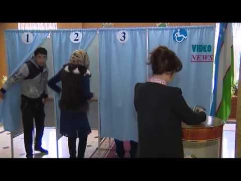 Results confirm Karimov re elected as Uzbek president