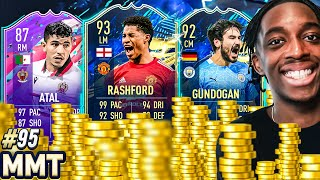 3 MILLION ON TOTS RASHFORD?!?!! 🤯🔥 ATAL IS CRAZYYY 🤑💲 S2 - MMT #95