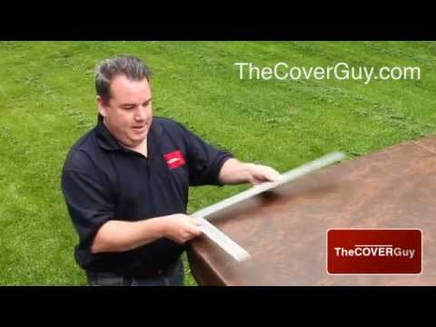 How To Measure Hot Tub Covers & Spa Covers by The Cover Guy