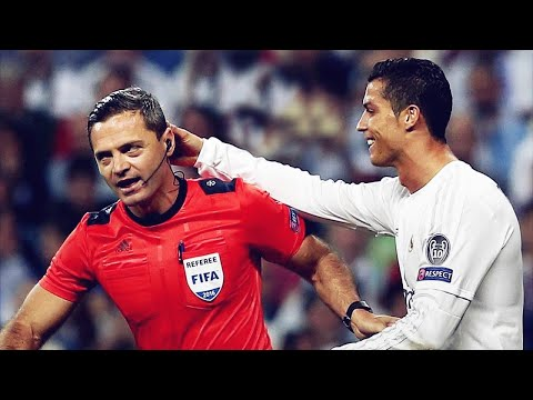 """""""90% of referees support Real Madrid"""" according to a former Spanish referee 