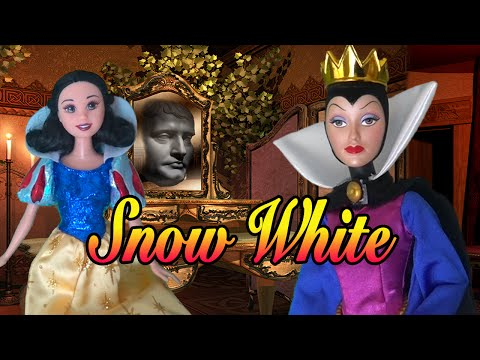 Snow White & 7 Dwarfs Story for Kids ! Toys and Dolls Fun Fairy Tale | SWTAD