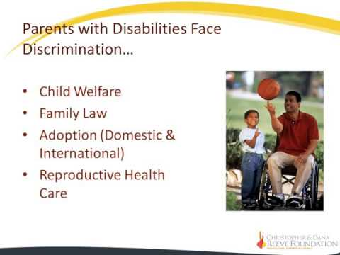 Parenting with a Disability: Know your Rights and Take Action