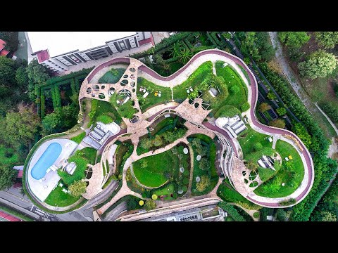 One&Ortakoy Green Roof Project Case Study #1