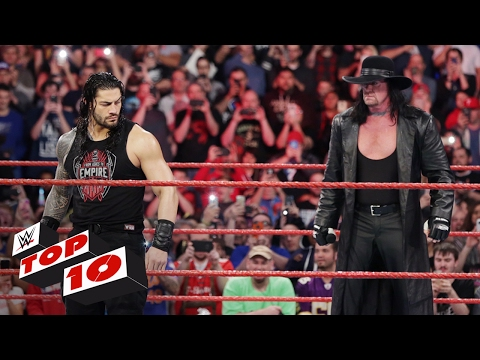Top 10 Raw moments: WWE Top 10, Mar 27, 2017