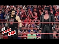 Top 10 Raw Moments: Wwe Top 10, Mar 27, 2017 video