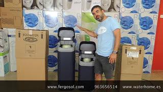 Descalcificadores Ecowater eVolution