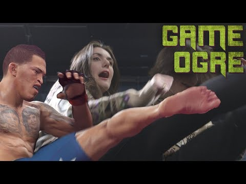 Getting Knocked the F Out in UFC 2— GAME OGRE