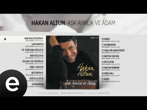 Hani Bekleyecektin (Hakan Altun) Official Audio #hanibekleyecektin #hakanaltun - Esen Müzik