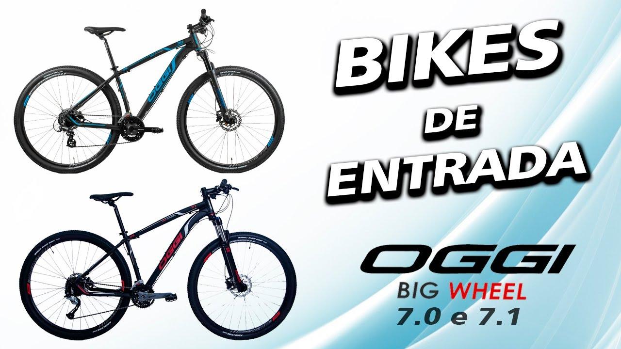 799675e6f Bikes de entrada aro 29 para MTB - OGGI 7.0 e OGGI 7.1 by Bike Hermanos