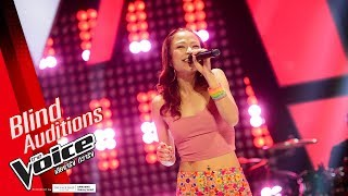 น้ำเชื่อม - Bang Bang   - Blind Auditions - The Voice 2018 - 24 Dec 2018