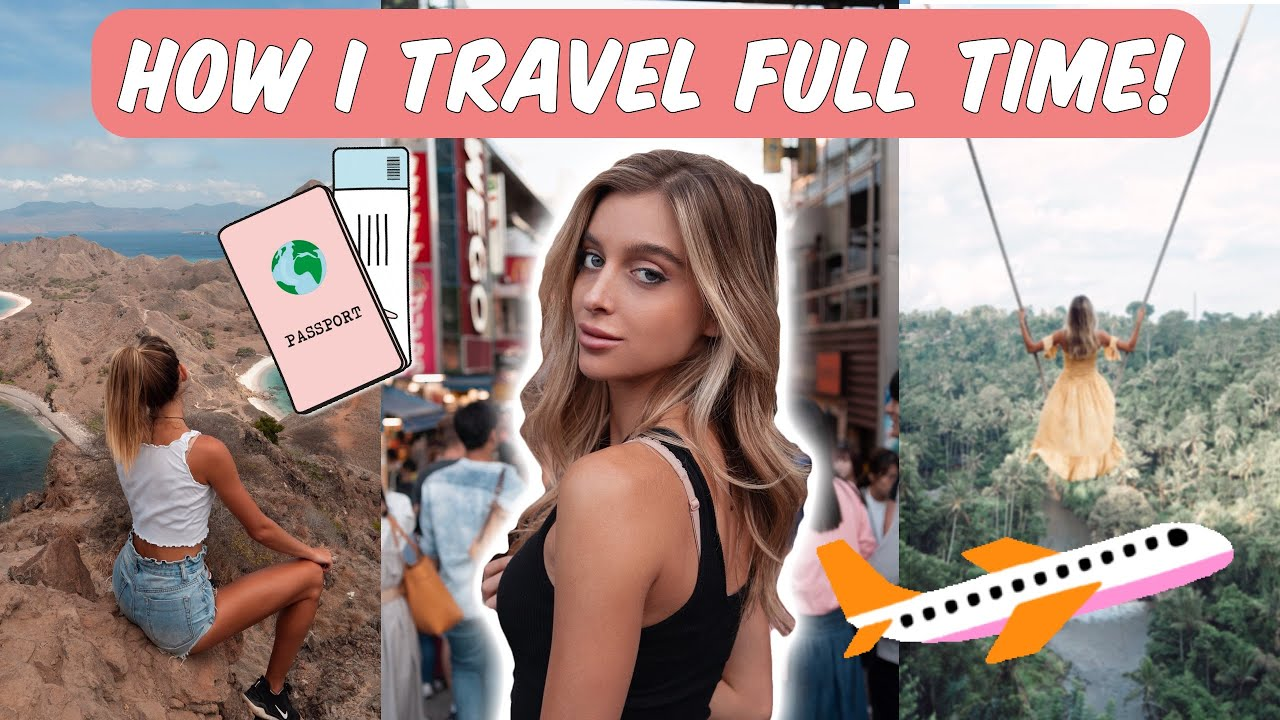 How I Made Traveling My Career After Graduating College (and how you can too!)