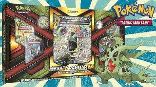 Pokemon Kart Açılışı - Mega Tyranitar EX Premium Collection Box - Türkiye' de Pokemon Kartı