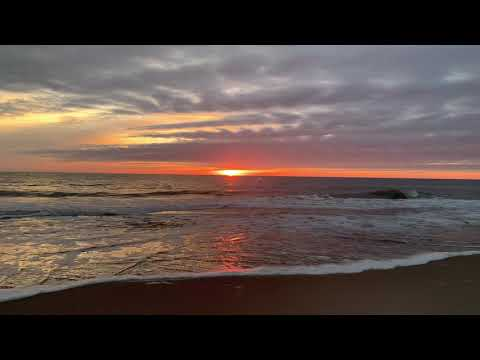 Sunrise Ocean City Maryland January 2, 2019