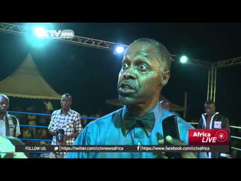 Top boxing referee says sport has huge potential in Africa