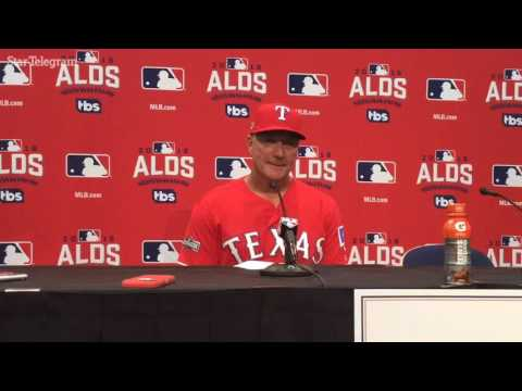 Jeff Banister: We're up against it