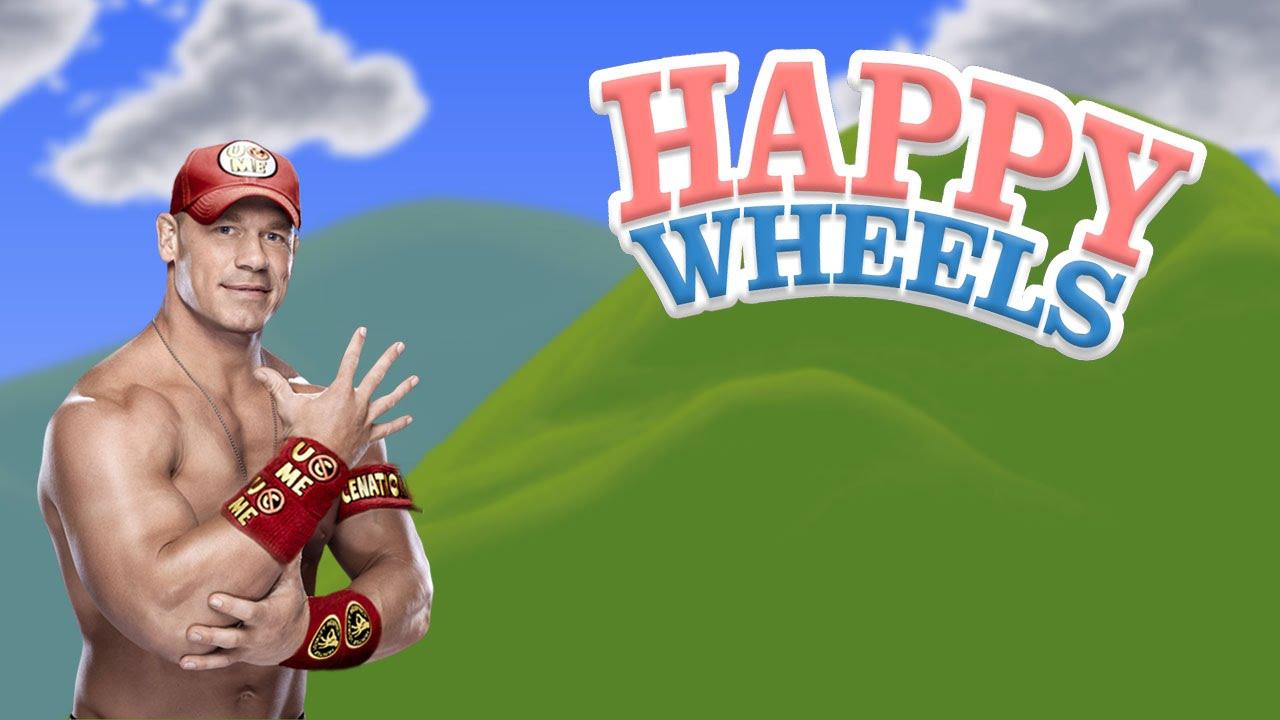 Happy Wheels Wwe Youtube