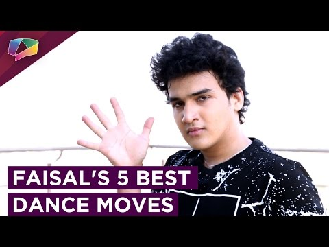 Faisal Khan Shows His 5 Best Dance Moves | Exclusive