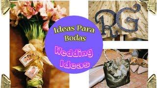 Ideas para bodas ♥ Wedding Ideas Thumbnail