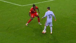 Yusuf Demir vs Red Bull Salzburg   04/08/2021