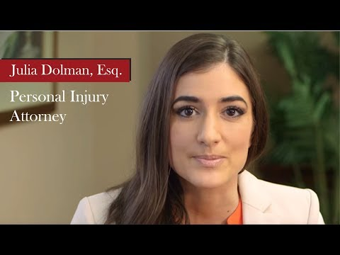Julia Dolman - Clearwater, FL Auto Accident Attorneys