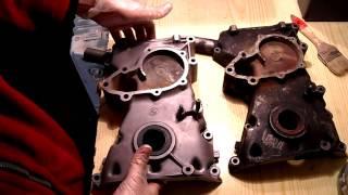 Jak czyścić części z 30 letniego brudu ?  Czyszczenie części silnika.