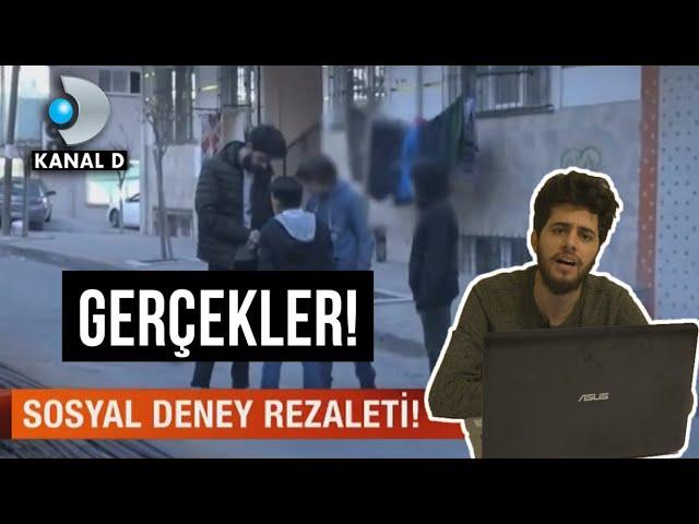 TELEV?ZYONA ÇIKTIM ! | KANAL D YANILTICI HABER REZALET? !