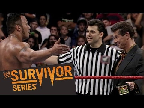 Survivor Series Recall 1998: The Rock vs. Mankind