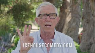 Silence the Tears at the Ice House Comedy Club!