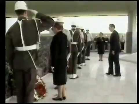 Adnan Menderes Hasan Polatkan Fatin Rüştü Zorlu'nun Naaşlarının Anıtmezar'a Nakli