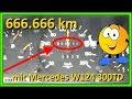 Mercedes W124 300 TD mit 666666 km auf'm Tacho (Saugdiesel-6-Zylinder-Motor OM603)