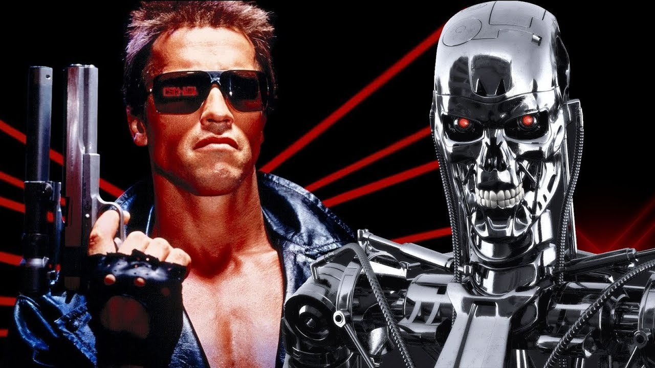 Все самое интересное про фильм Терминатор 1984 - YouTube