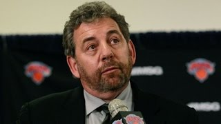 Why New York Knicks Owner Jim Dolan Doesn't Care What You Think