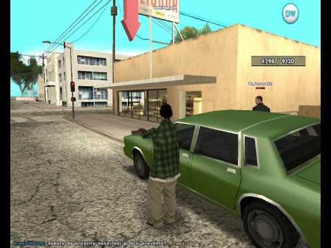 DreamWorld Role Play Gaming Macedonia- Робање на продавница