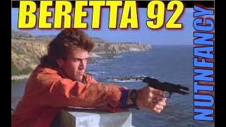 Best pistol of the 90s? Beretta 92 M9 - Nutnfancy