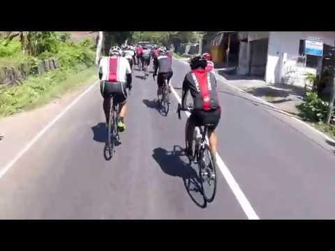 Ride-O North Bali Bike Tour 2016 - Etape 2 (Tulamben to Sanur)