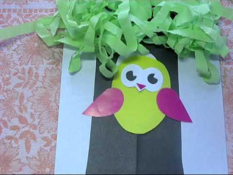 Творческие и развивающие игры для детей по теме Птицы