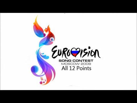 Eurovision 2009 All 12 Points