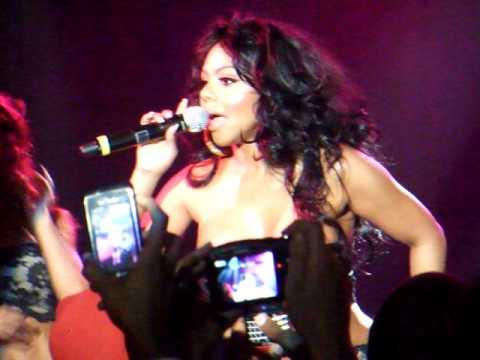 Lil Kim - Lady Marmalade Live at Irving Plaza