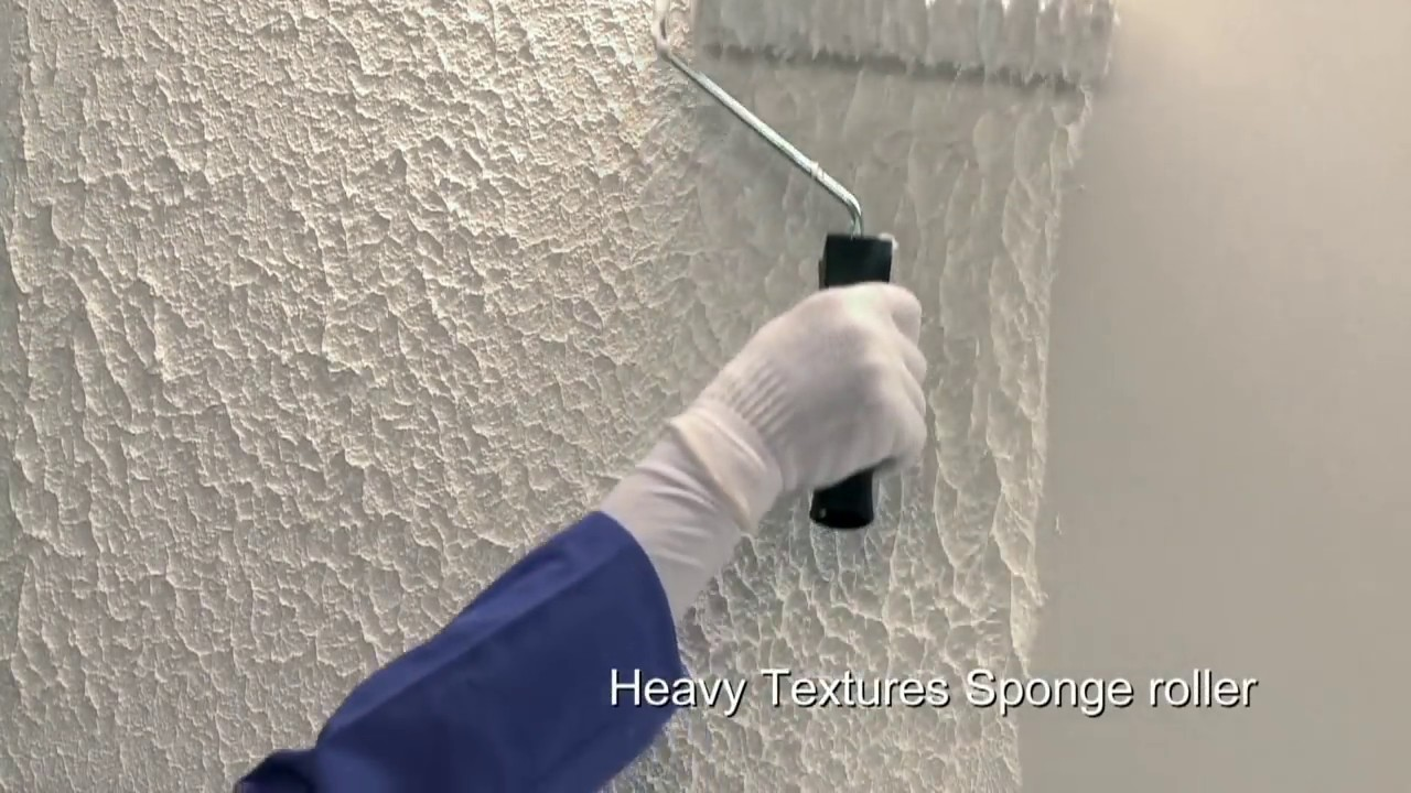 How To Use Bergers Select Heavy Texture For Textured