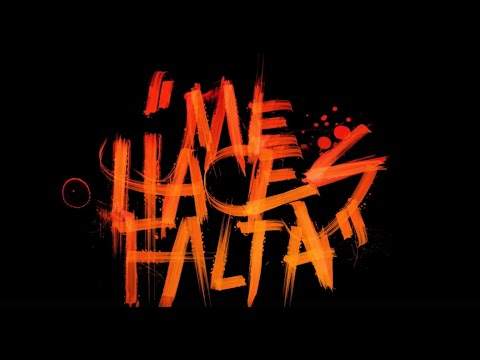 Смотреть клип Fonseca, Andrés Cepeda & Llane - Me Haces Falta