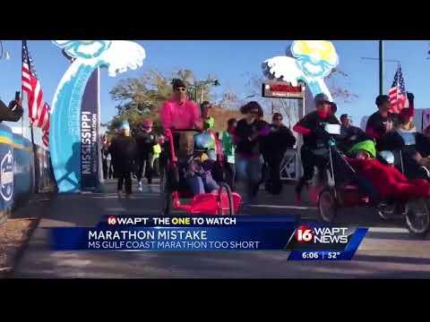 Marathon Mistake