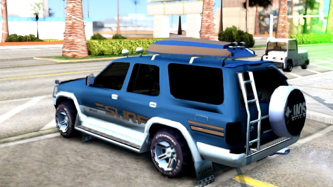 Toyota Hilux Surf 49 New Cars Vehicles 3 To Gta San